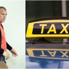 G. Einikis susirado darbą: taksi vairuoja ne dėl pinigų