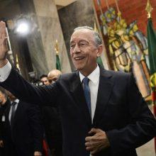 Portugalijos prezidento rinkimai vyks karantino sąlygomis
