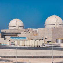 JAE paleido pirmąją arabų pasaulyje atominę jėgainę