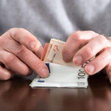 Seimo nariai per metus parlamentinei veiklai išleido beveik 1,5 mln. eurų