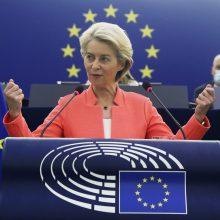 ES vizijos centre – sveikata, technologiniai šuoliai ir saugumas