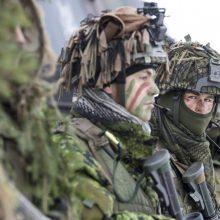 Pranešė, kaip po naktinių apšaudymų Irake laikosi Lietuvos kariai