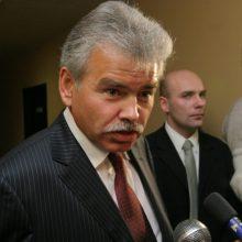 J. Borisovas užsidirba iš Lietuvos kariuomenės ir pasieniečių