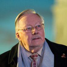 V. Landsbergis minint Laisvės gynėjų dieną: keistenybių ir kvailybių netrūksta