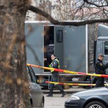 Apie bute laikomą pavojingą sprogmenį jo savininkas pranešė pats