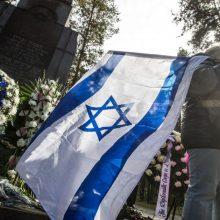 Biržuose atidengiamas memorialas Holokausto aukoms