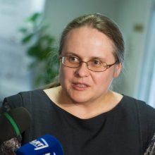 A. Širinskienė siūlo panaikinti privalomą Seimo pirmininko apsaugą