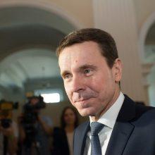 Politinės korupcijos byloje savo parodymus tęs R. Kurlianskis