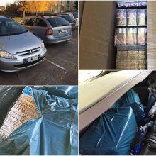 Pasieniečiai krėtė kauniečio automobilį ir namus: skirta tūkstantinė bauda