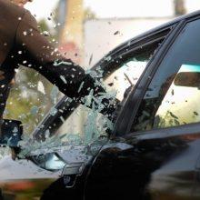 Ilgapirščiai nepasikuklino – pavogė BMW už 24 tūkst. eurų