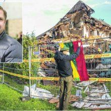 Dedamas apynasris paveldo niokotojams: reikės leidimo griauti senus pastatus