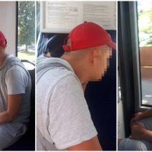 Neįgalaus vaiko mamos konfliktas su autobuso vairuotoju atvėrė įstatymo spragas