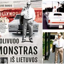 D. Dargis išleidžia naują knygą apie Holivudą drebinusį žudiką iš Lietuvos
