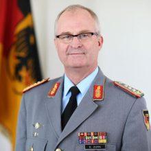 Lietuvoje lankysis Vokietijos kariuomenės vadas