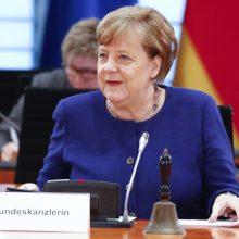 A. Merkel: vargu, ar ES lyderiai pritars ekonomikos gaivinimo planui