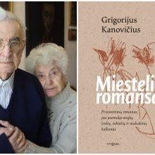 """Sugrįžta G. Kanovičiaus """"Miestelio romansas"""""""