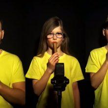"""Negaili ovacijų: folklorinė """"The Roop"""" dainos versija pranoksta originalą?"""