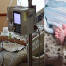 Po kūdikio mirtimi pasibaigusio gimdymo namuose motina bandė nuslėpti tiesą
