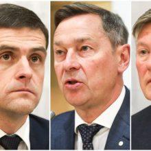 Naujos politinės jėgos steigiamuosius partijų suvažiavimus žada vasarį