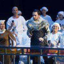 Turtingas Pažaislio savaitgalis: džiazas, romantika ir istorinė opera