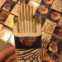 Cigarečių kontrabandos fronte valstybė nėra galinga