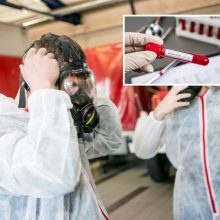 Klaipėdos ugniagesiui nustatytas koronavirusas, izoliuosis visa pamaina