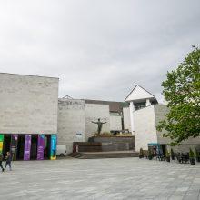 Europos kultūros sostinė – be M. Žilinsko galerijos