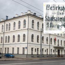 Kauno Maironio gimnazijoje – vokiečių palikimas