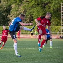 Lietuvos futbolo rinktinė laukia kovos išalkusių žaidėjų