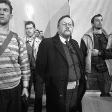 Nepriklausomybės gvardija – atgimusios Lietuvos angelai sargai