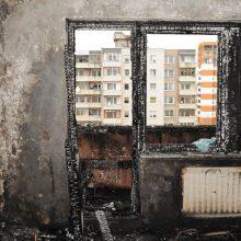 Tragiško gaisro Šilainiuose kaltininkui – žinia iš Apeliacinio teismo