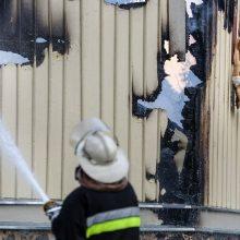 Kauno ugniagesiai: gaisrų bažnyčiose pamokos išmoktos?