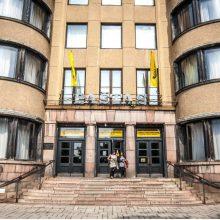 Kauno centrinį paštą nori paskelbti kultūros paminklu