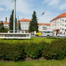 Paaiškėjo, kas už 2,6 mln. eurų statys Kauno klinikų automobilių aikštelę