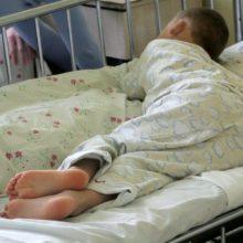 Penkių vaikų sumuštas mažametis pateko į ligoninę