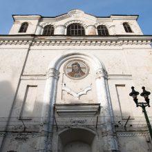 Kauno gimtadienio akibrokštas: apvogta viena iš bažnyčių