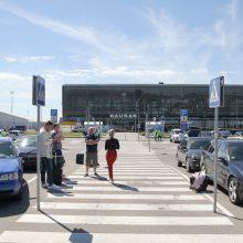 Kauno oro uoste – rekordinis skaičius keleivių, bet užmojai dar didesni