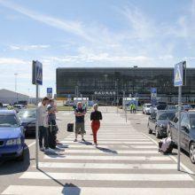 Kauno oro uoste bręsta permainos: per metus aptarnaus iki 2 mln. keleivių