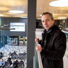Architektas G. Balčytis: erdvė įkvepia atrasti savo kūrybos raktą