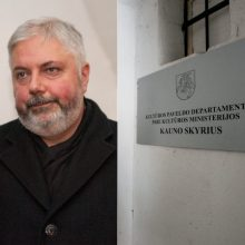 Kauno paveldosaugininkas bus teisiamas už kyšininkavimą