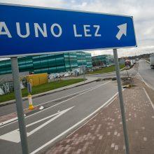 Vilnius savinasi Kauno rajono pasiekimus?