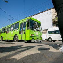 Sekmadienį Kaune – nemokamas viešasis transportas