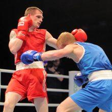 Prieš Europos čempionatą – išbandymai Kauno ringe