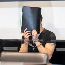 Pramogos kaina: kaltinamieji absurdiška žmogžudyste išgirdo, kas jiems gresia