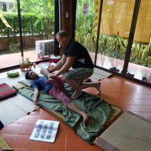 Sėkmingą verslą metęs masažistas: mums reikia keisti mąstymą