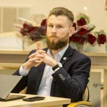 Kauno vicemeras: darbų numatome daug, tačiau savivaldybės skolos nedidės