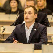 M. Jurgutis tapo laikinuoju Kauno meru