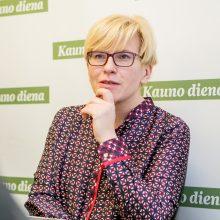 I. Šimonytė: konservatorių fiasko Kaune negąsdina