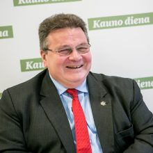 Kaunas ministrui – daugiau nei miestas