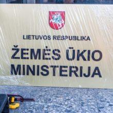 Apsisprendė: Žemės ūkio ministerija į Kauną nebus keliama